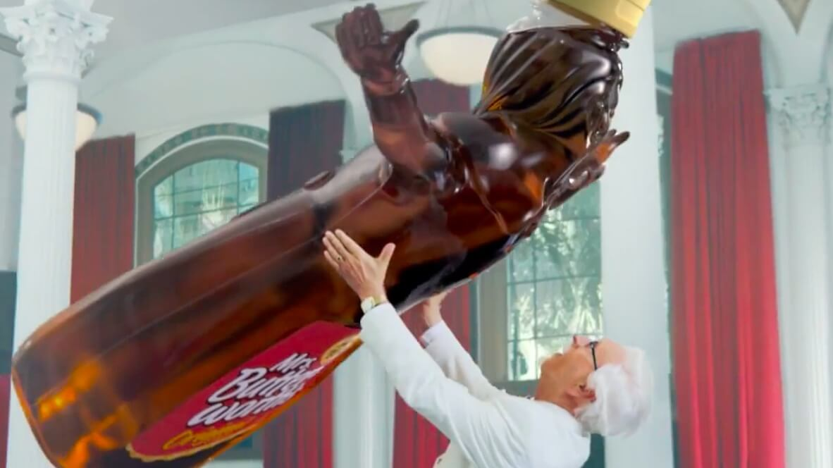 KFC's Colonel and Mrs. Butterworth's 'Dirty Dancing' Is the Most Racist and Sexist Thing You'll See All Day
