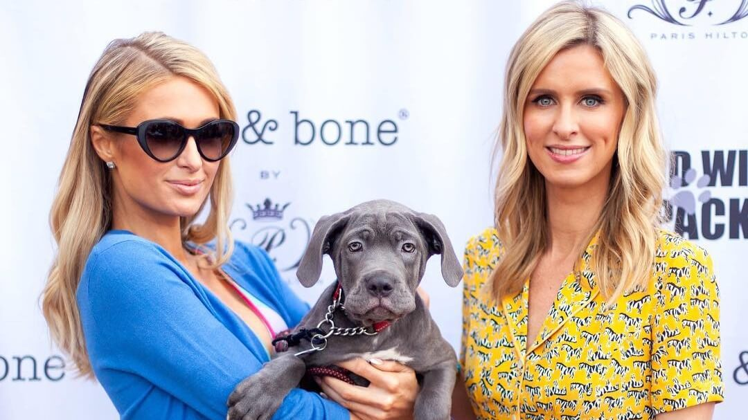 Paris Hilton Helps Los Angeles Pet Adoption Event With Rescue Organization, I Stand With My Pack