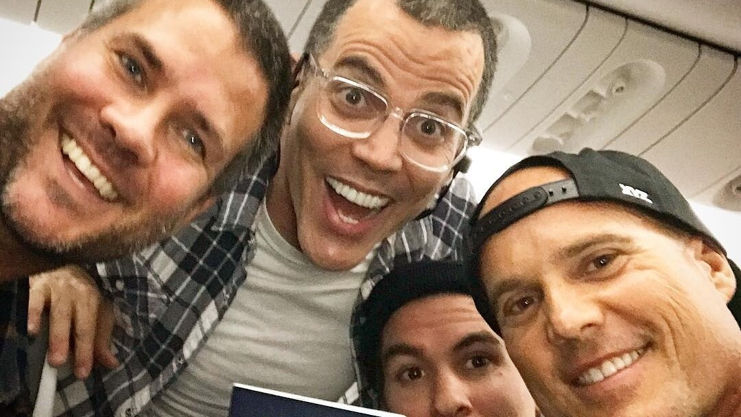 Steve-O Detains Wild Tortoise Poachers With His 'Bare Hands'