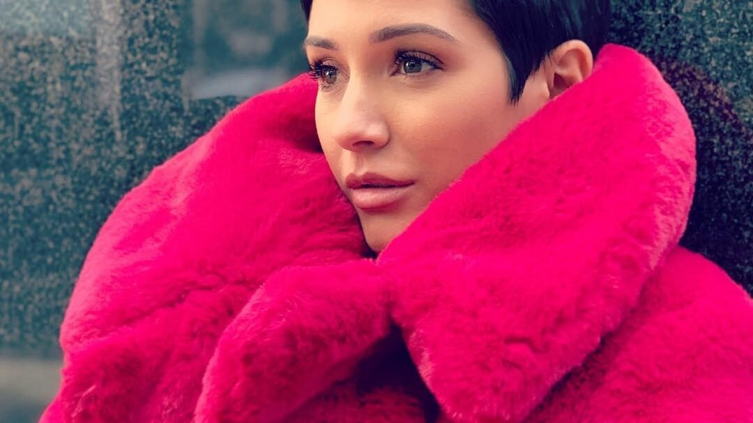Marks And Spencer Launches Hot Pink, Hot Pink Faux Fur Coat Long