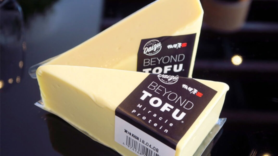 60-Year-Old Japanese Company Sagamiya Launches 'Miracle Protein' Fermented 'Beyond Tofu' Vegan Cheeses