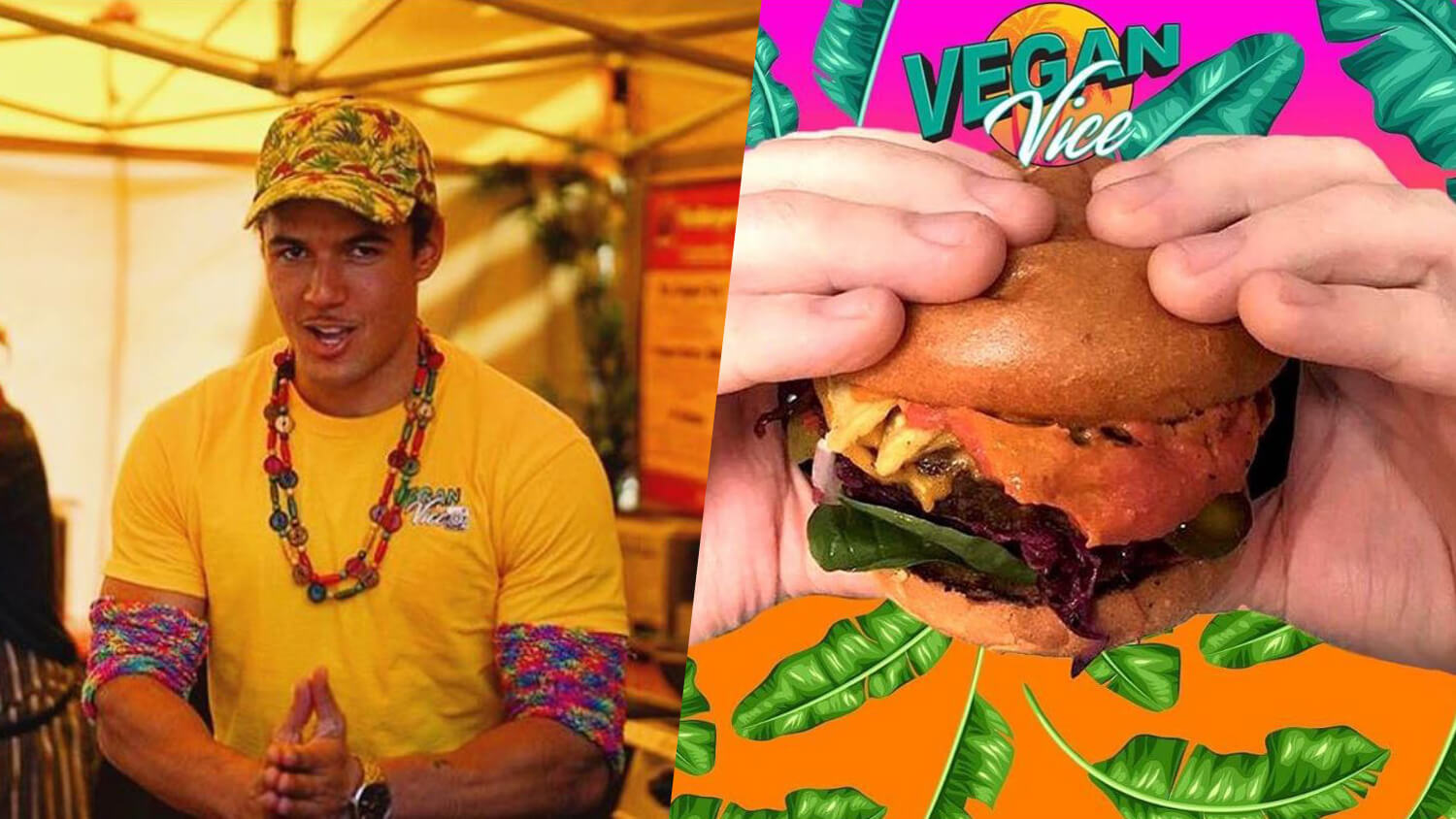 Miami Vice-Themed Restaurant to Serve High-Protein Vegan Burgers in Cambridge Cocktail Lounge Ta Bouche