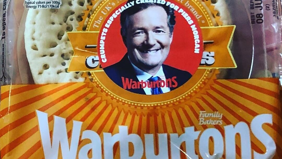 9 Times Greggs Sausage Roll Hater Piers Morgan Ate Vegan Food and Didn't Puke