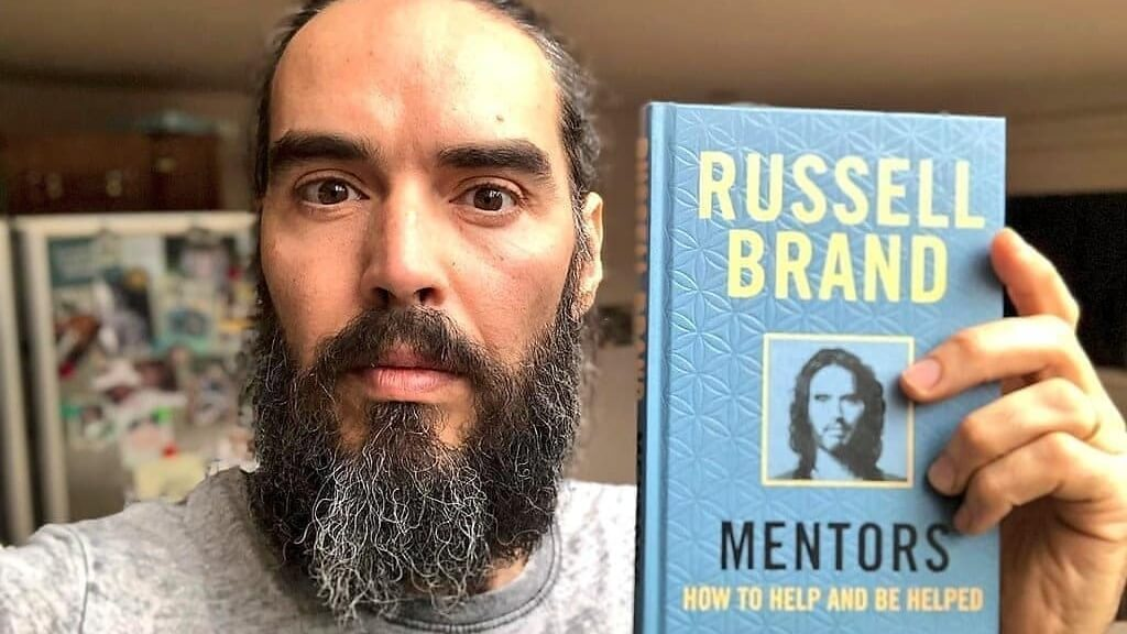 Russell Brand Pens New Book About the Value of Mentoring