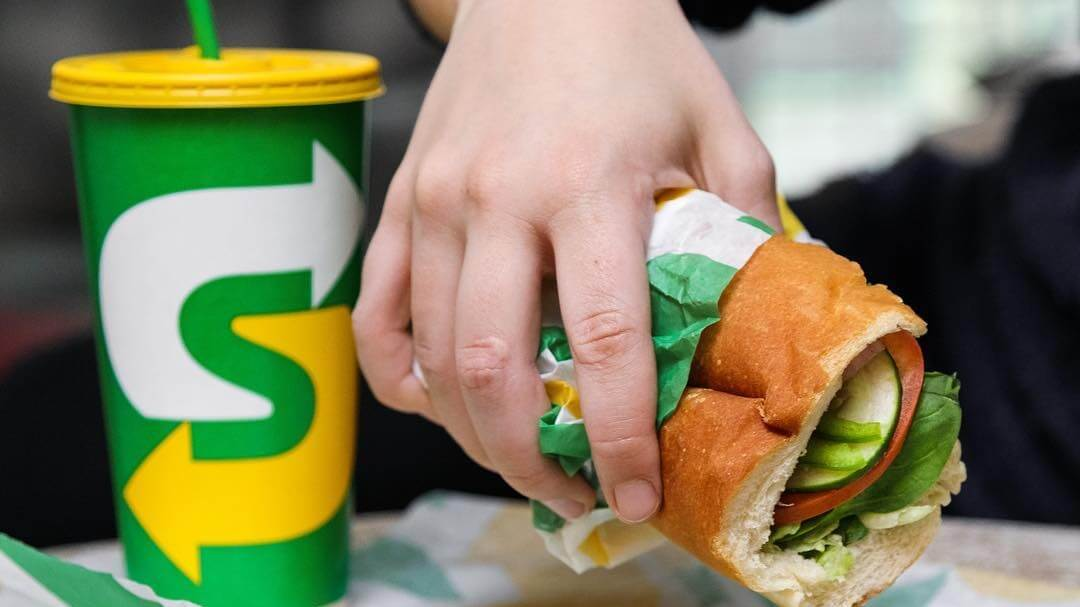 Denmark Subway Restaurants Give Up Meat for an Entire Week