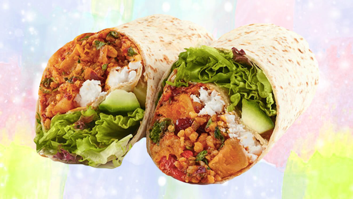 Crussh Fit Food & Juice Bars Launches Vegan Feta Cheese Wraps In All 20 UK Locations