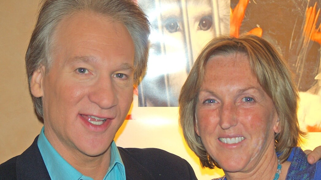 This Is the Wall Bill Maher Says We Desperately Need to Save Us