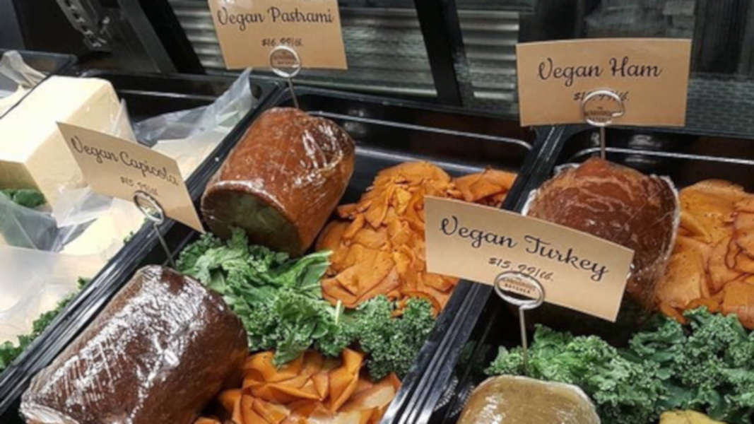 Canadian Butcher Adds Vegan Burgers to Be More Sustainable