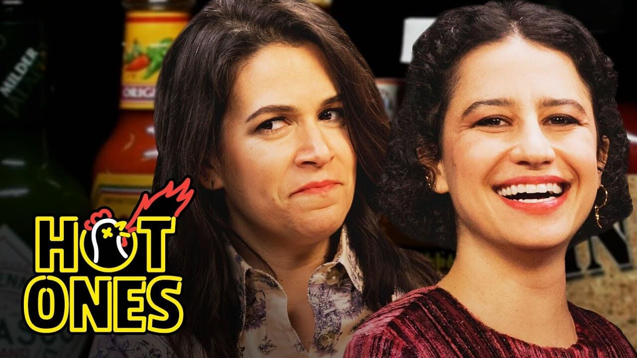 Spicy Vegan Wings Take a Bite Out of 'Broad City' Stars
