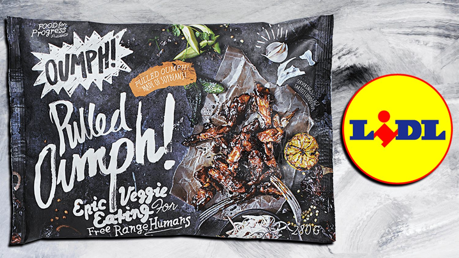 Vegan Brand Oumph! To Launch in Lidl Sweden