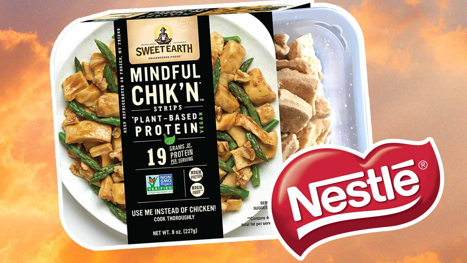 Why Nestlé May Soon Be the Biggest Name In Vegan Meat