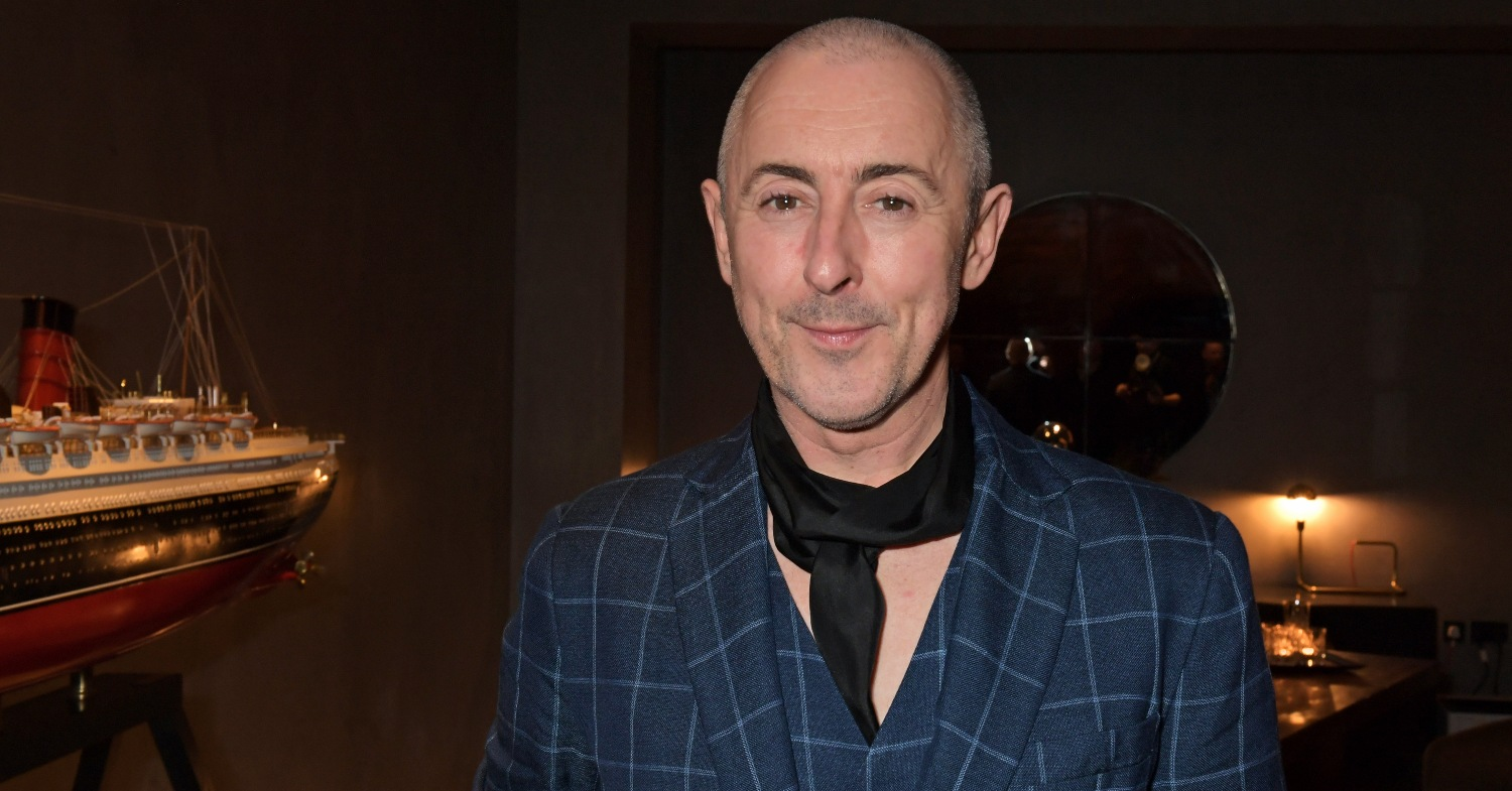 Vegan Actor Alan Cumming Has a Bar Only for Kind People