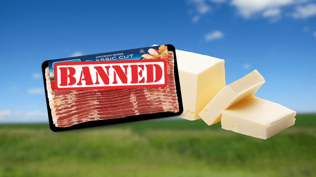 Bacon and Butter Ads Banned From London Underground