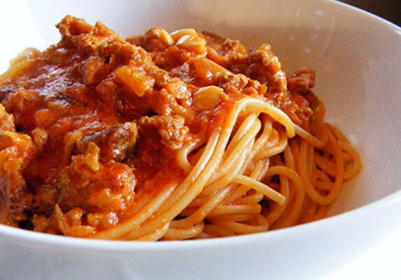 Win Dinner With This Protein-Packed Vegan Lentil Bolognese