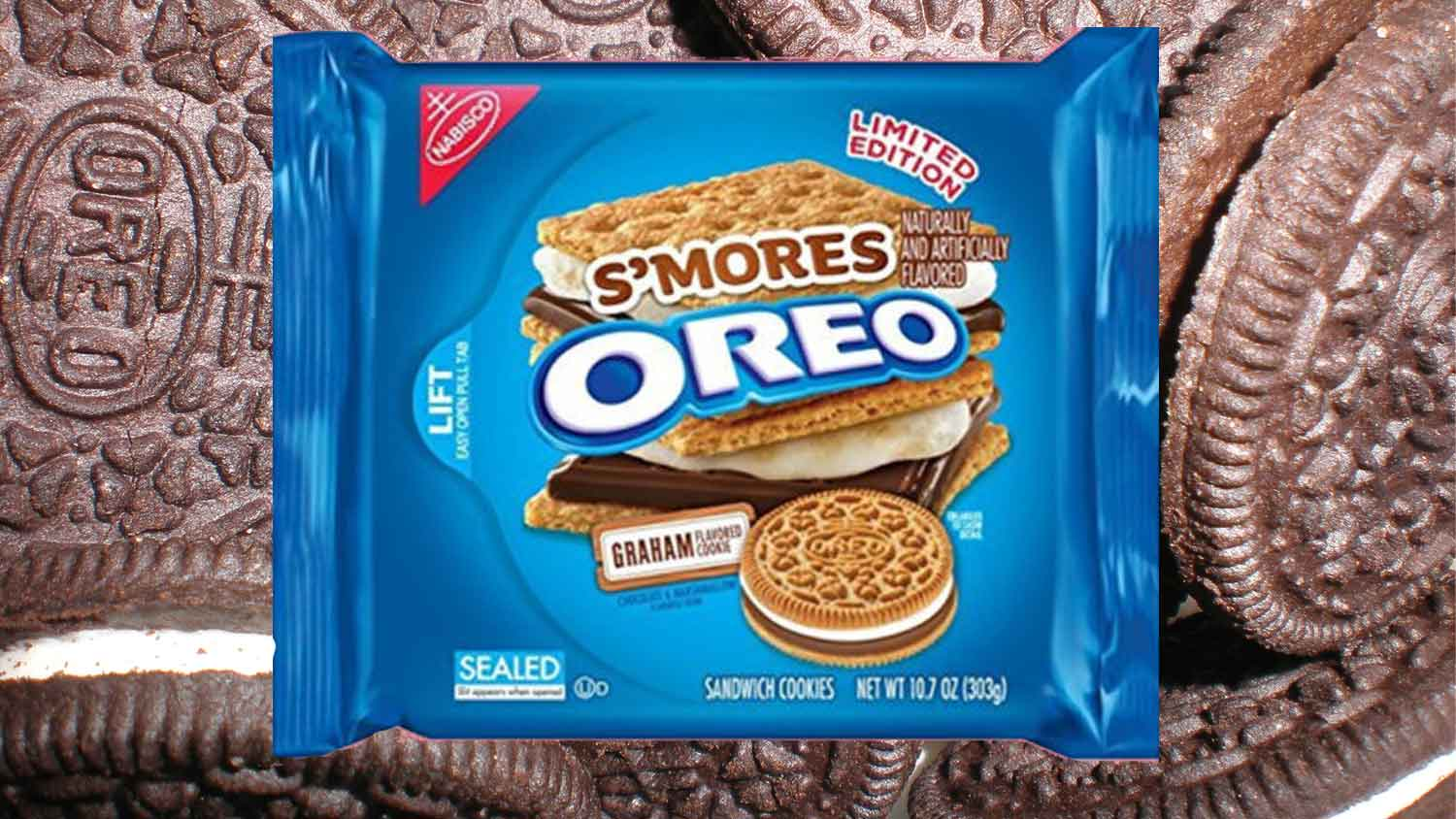 S'mores Oreos Make a Comeback for the First Time Since 2016