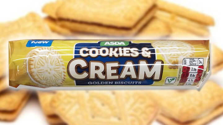 Vegan Custard Creams Are a Thing and They're Delicious