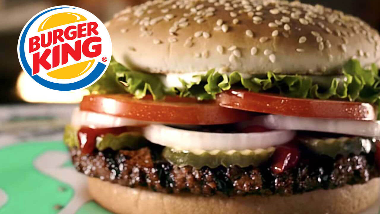 Burger King to Launch Vegan Whopper In Canada