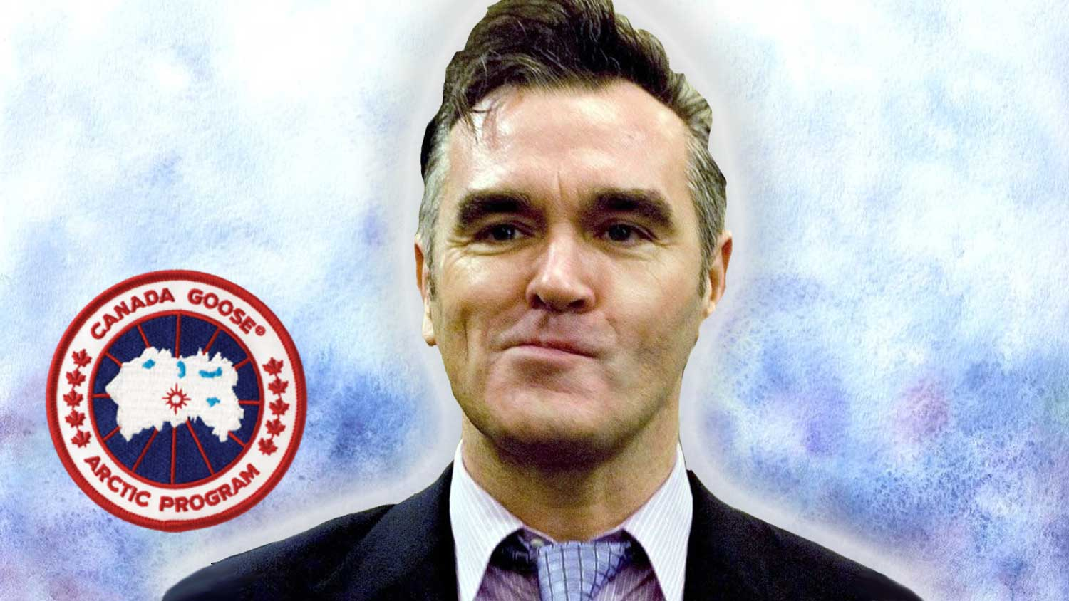 Morrissey Urges Canada Goose to Ditch Down