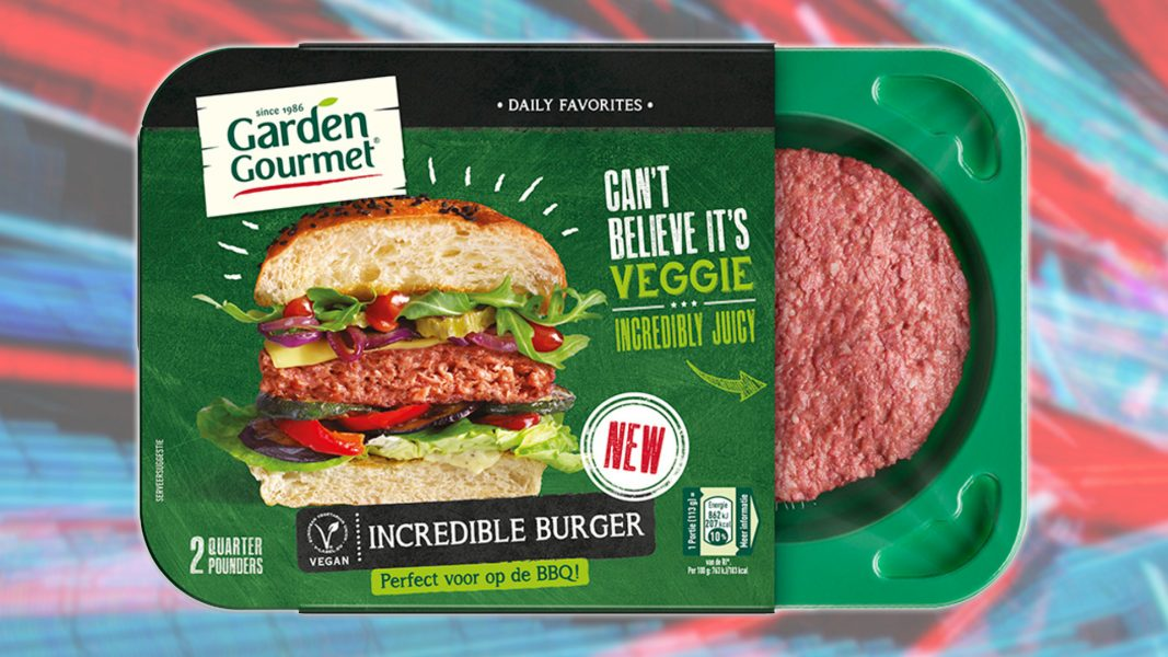 Nestlé to Launch 'Incredible' Vegan Burger in Europe