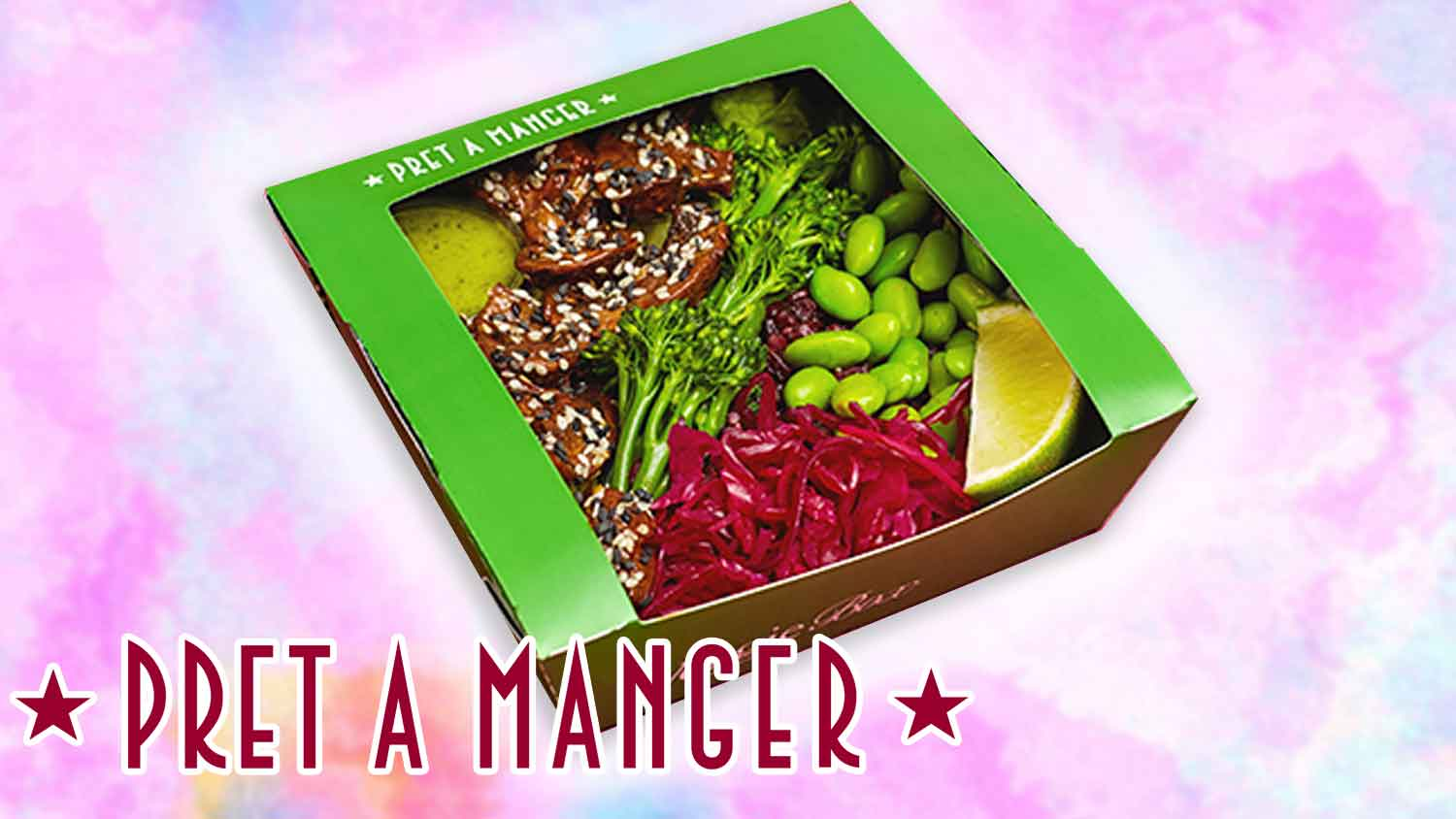 Pret A Manger Launches 8 New Vegan Grab-and-Go Meals