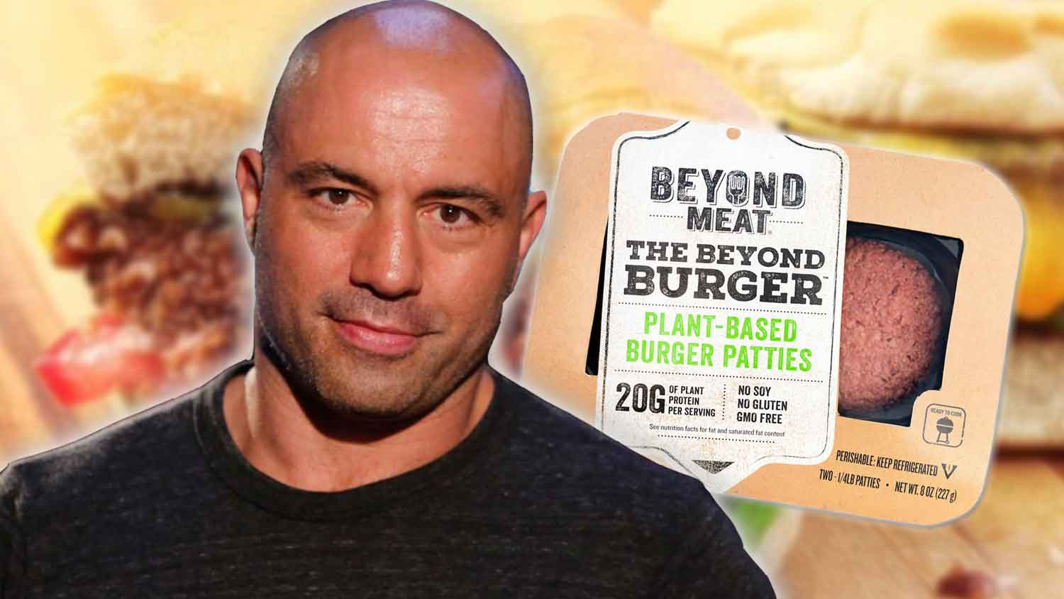 Joe Rogan Has a Weird Obsession With All Things Vegan