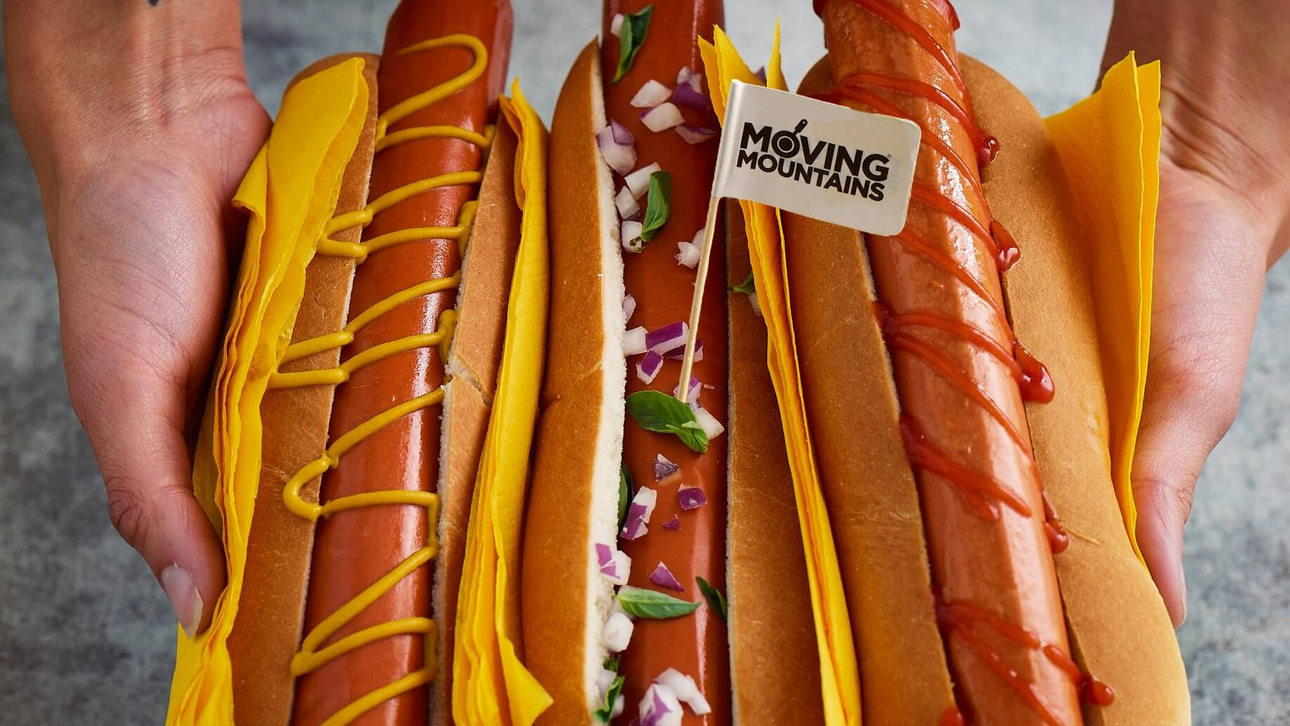 These New Vegan Hot Dogs Taste So Good They're Confusing Meat Eaters