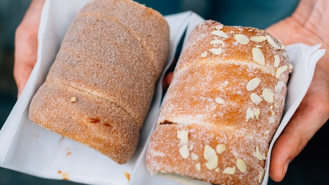 Israel's Top Bakeries Are All Ditching Eggs and Going Vegan