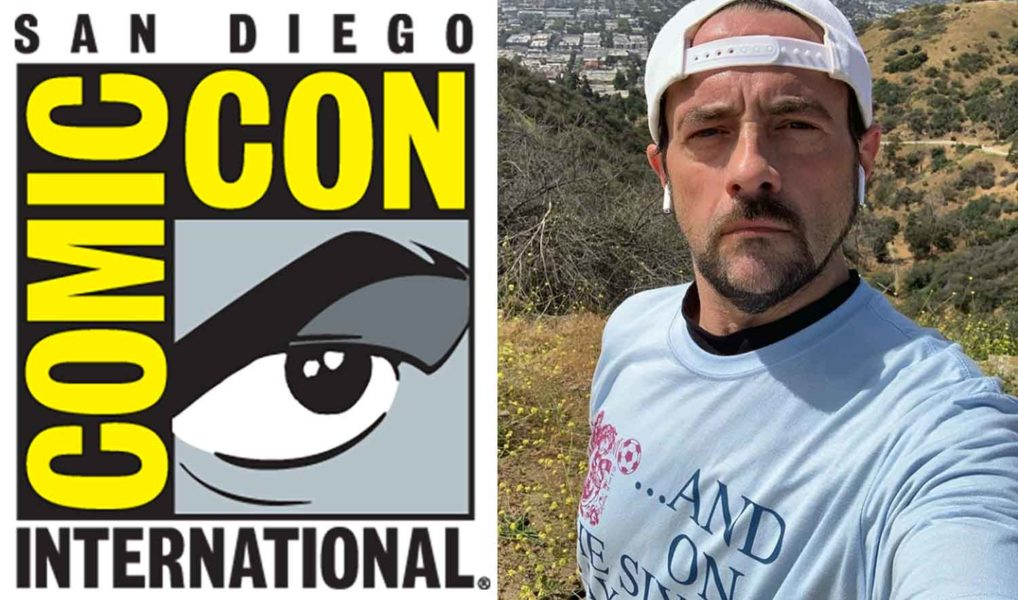 Save Animals With Kevin Smith and Win a Free Trip to Comic-Con
