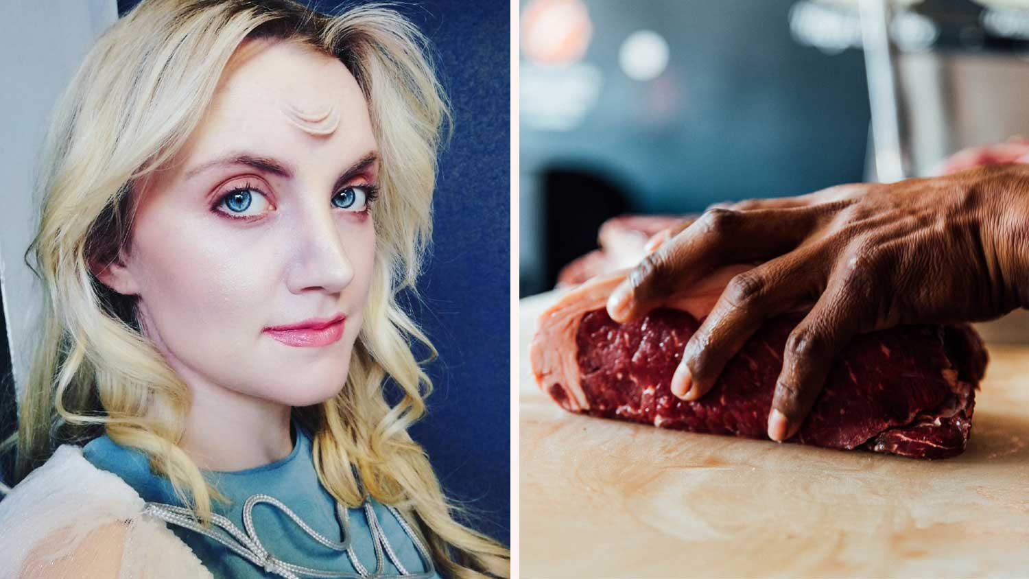 Alien Evanna Lynch Stars In Vegan Movie About Eating 'Other' Animals