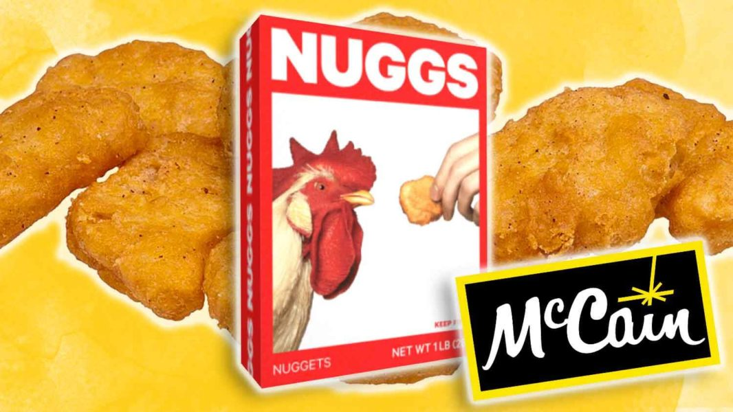 McCain Foods Just Led a $7 Million Investment in Vegan Nuggets
