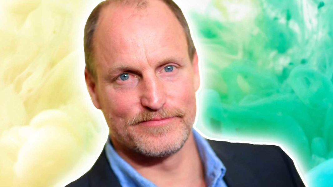 How Woody Harrelson Became a Vegan Icon