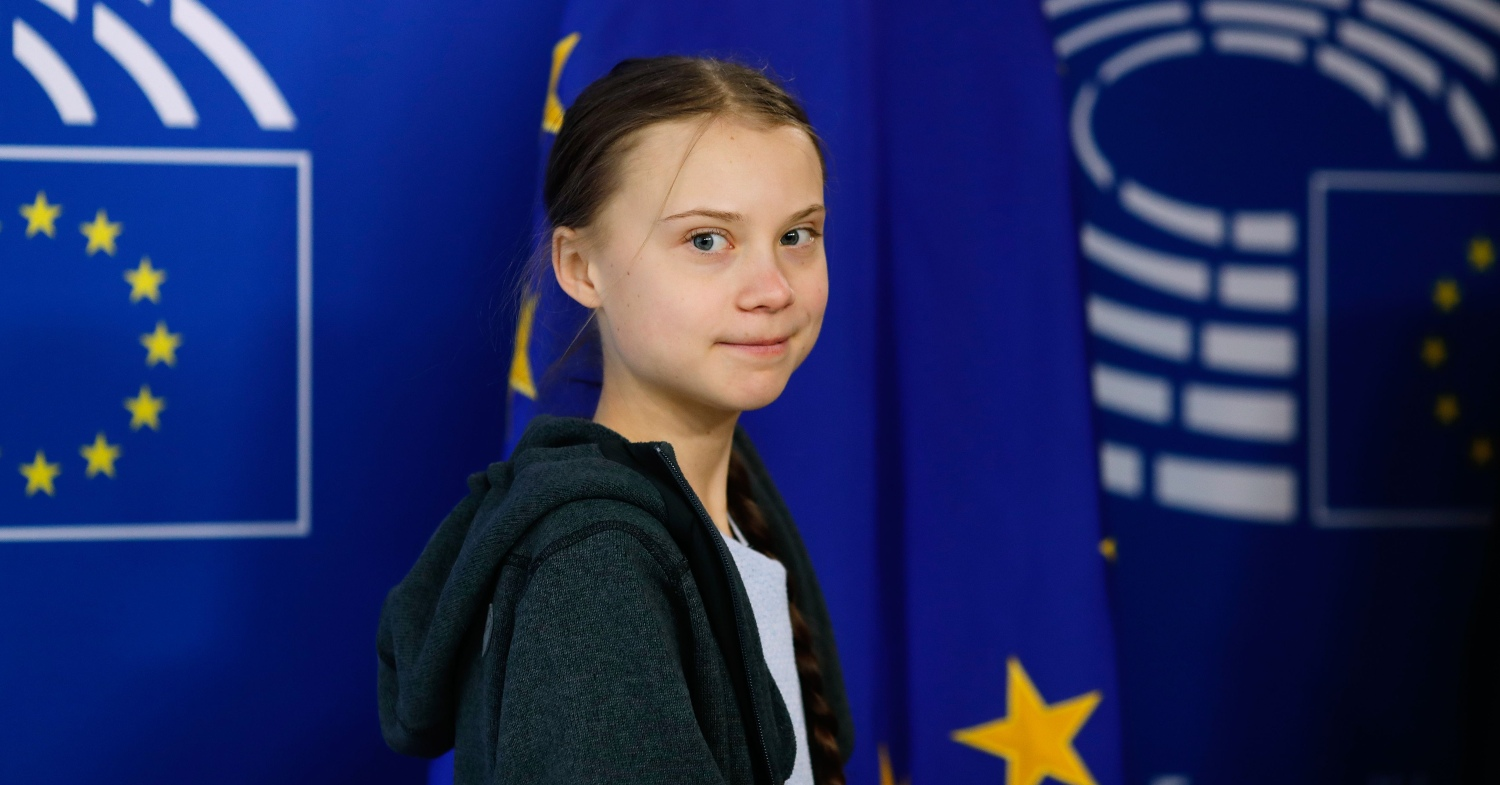 Greta Thunberg: Discussing Climate Change With Trump Is a Waste of Time