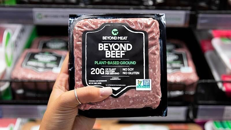 JP Morgan Says Beyond Meat's Stock Is Worth the Spend