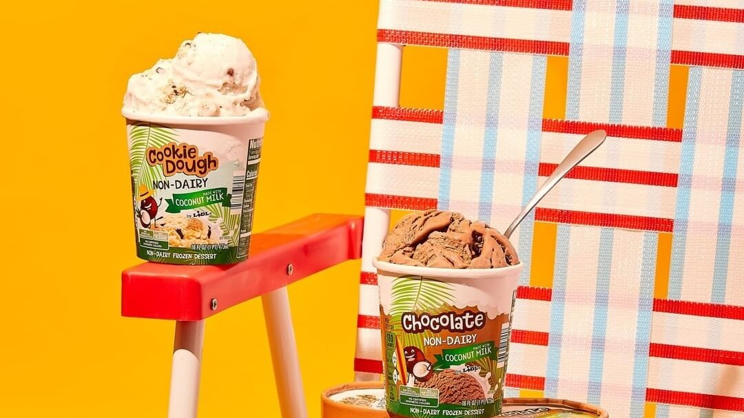 Lidl Launches Budget Vegan Ice Cream Identical to Ben & Jerry's