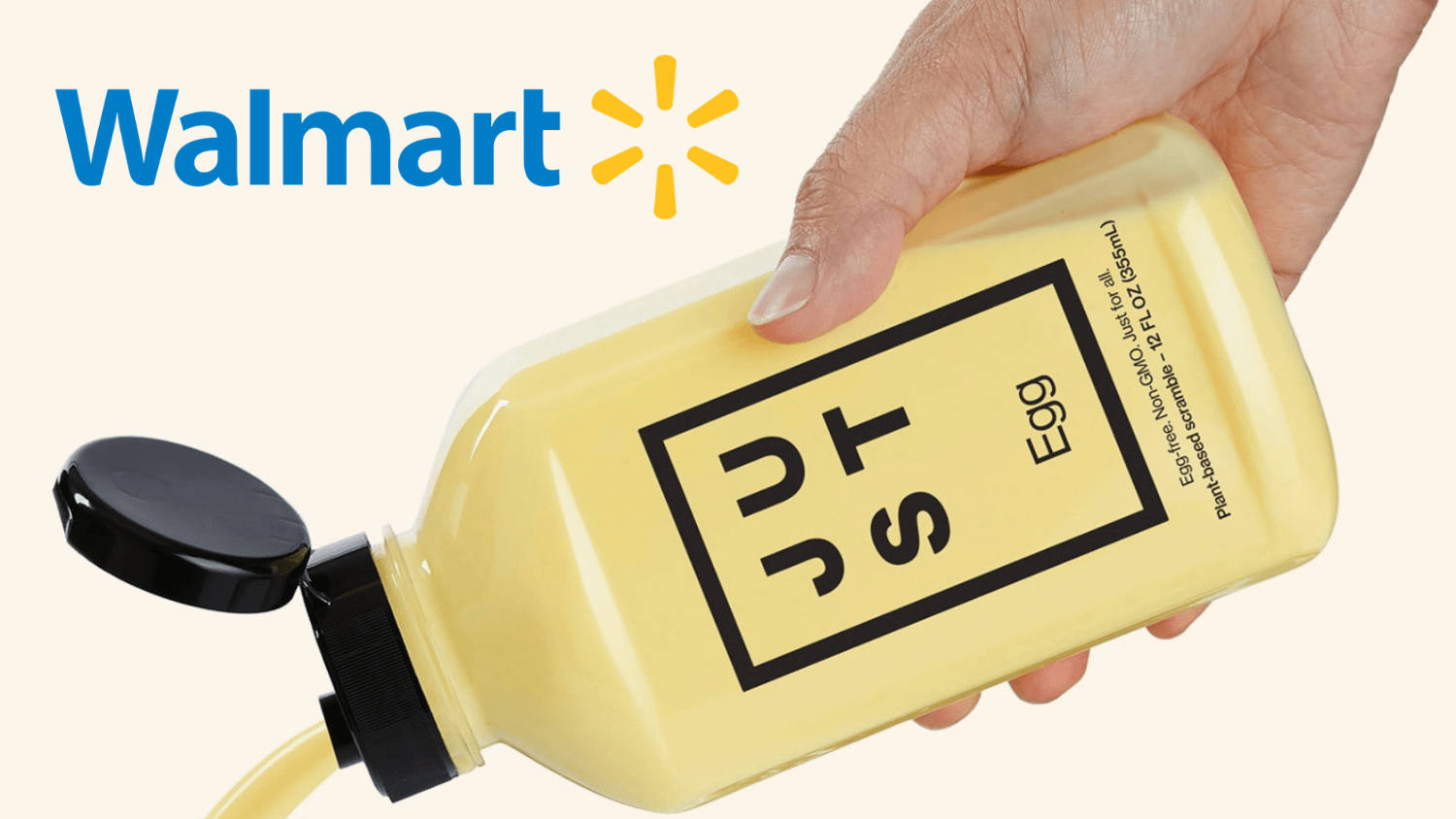 Walmart Now Sells Vegan JUST Eggs And We're So Here For It