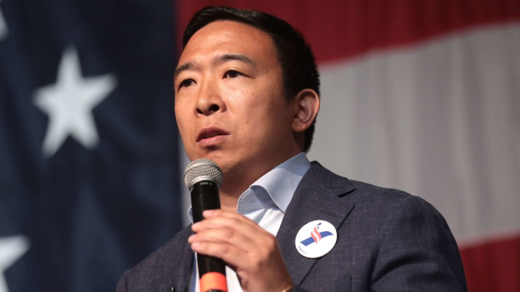 Presidential Candidate Andrew Yang: Meat Is Destroying the Planet