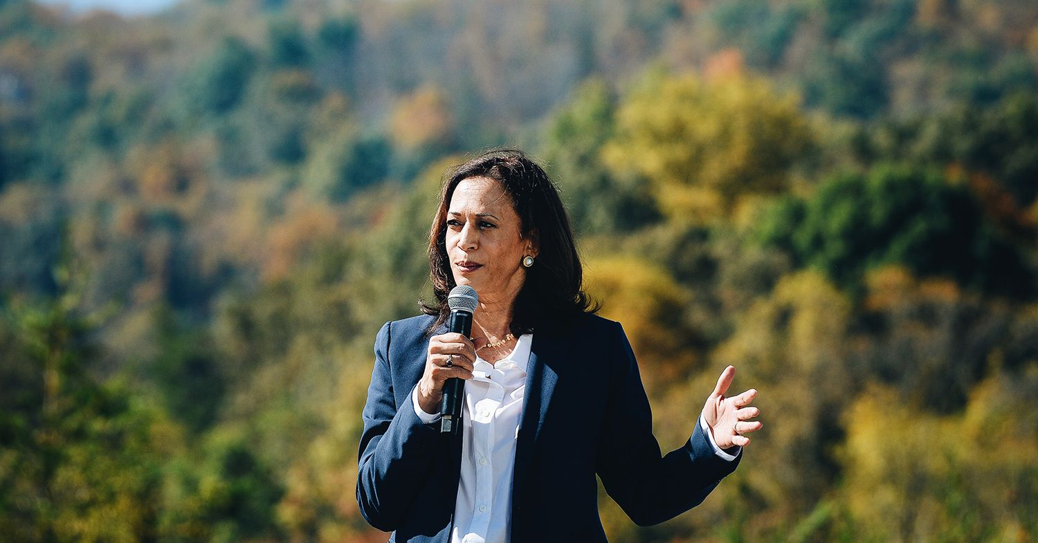Kamala Harris Says Meat Is Destroying the Planet