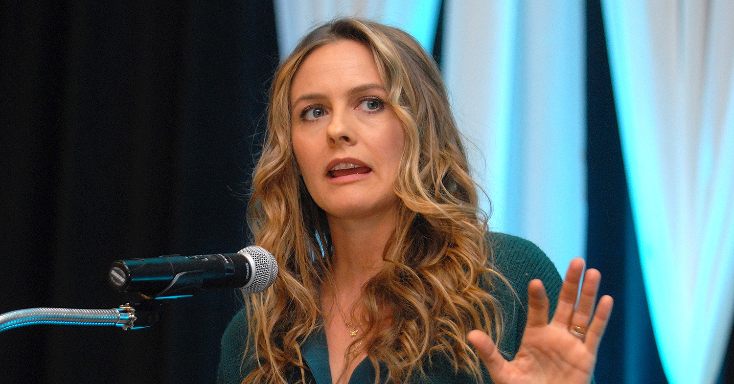 Alicia Silverstone: Going Vegan Is the 'Most Effective' Way to Combat the Climate Crisis