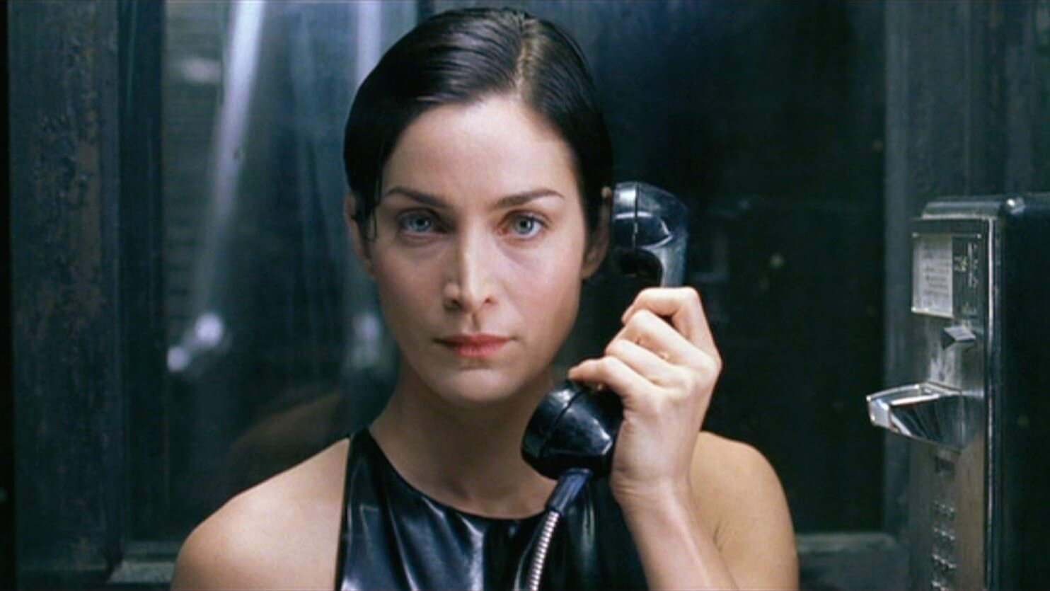Why 'The Matrix' Star Carrie-Anne Moss Is Vegan
