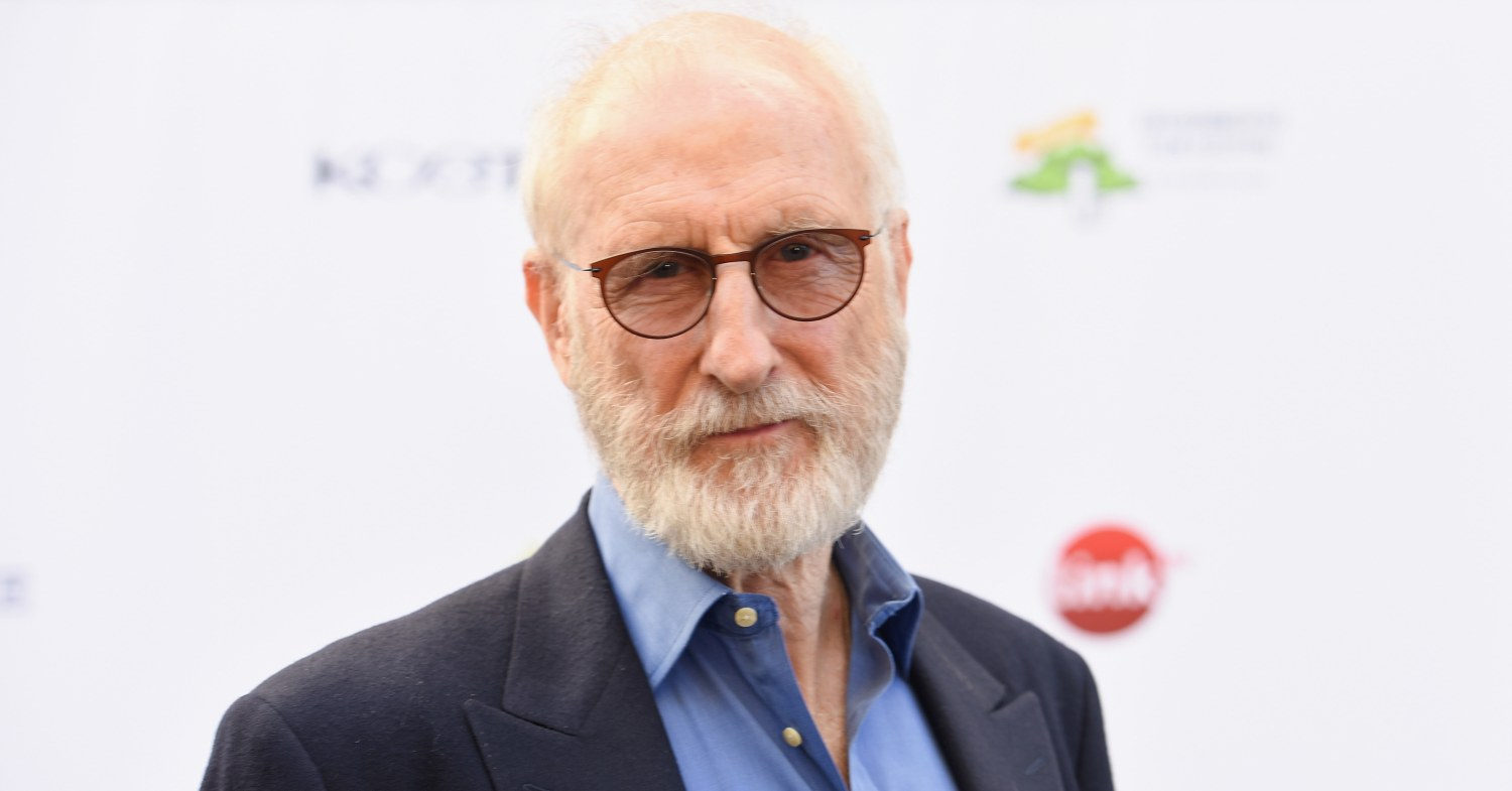 James Cromwell at an event