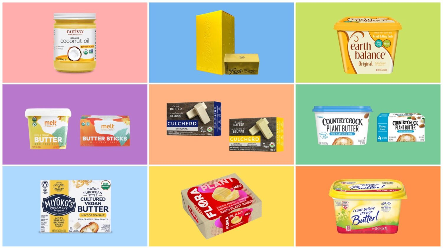 How to Cook With Vegan Butter and the Best Dairy-Free Brands to Try
