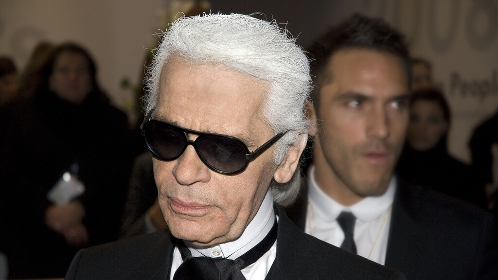 The Karl Lagerfeld Brand Just Ditched Fur