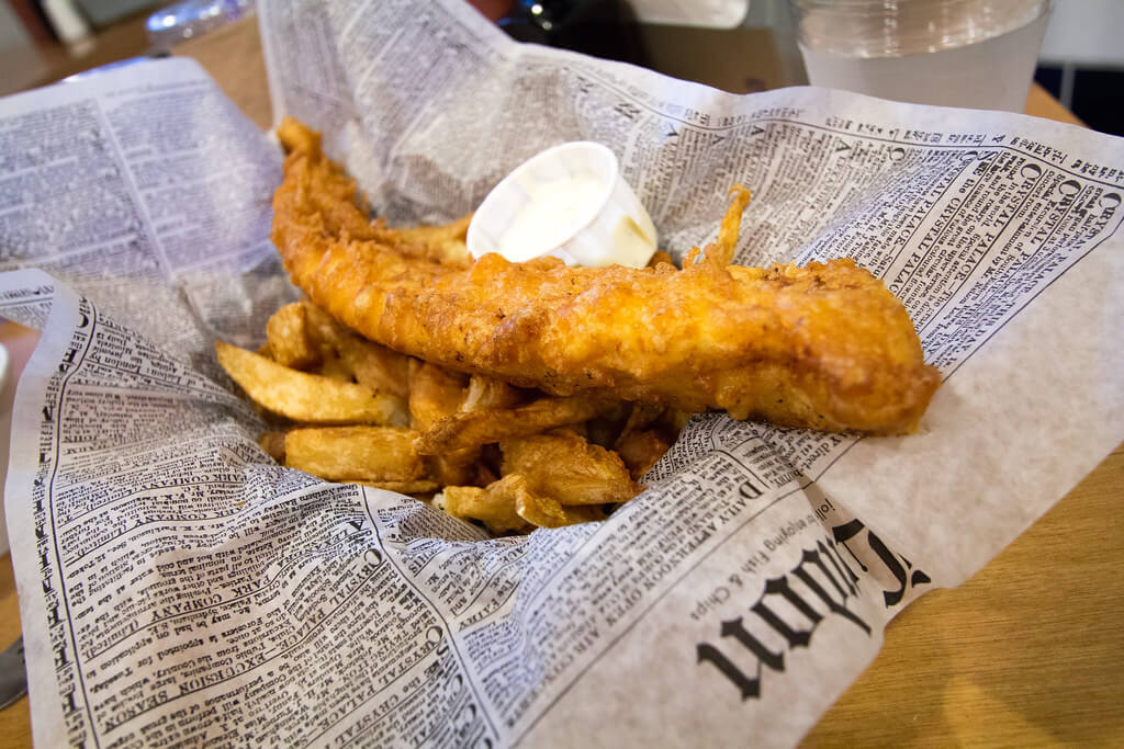 All the Best Vegan Fish and Chips You Should Be Eating