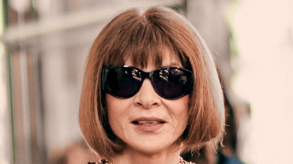 Anna Wintour Swaps Out Real Fur for Faux