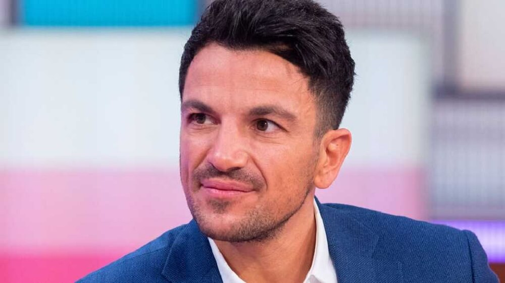 Peter Andre Attempts to Go Vegan to Prove a Point to Piers Morgan