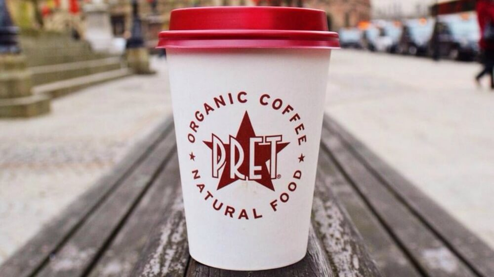 Pret Will No Longer Charge You Extra for Vegan Milk