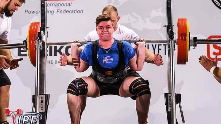 The Vegan Viking Proves You Don't Need Meat for Powerlifting