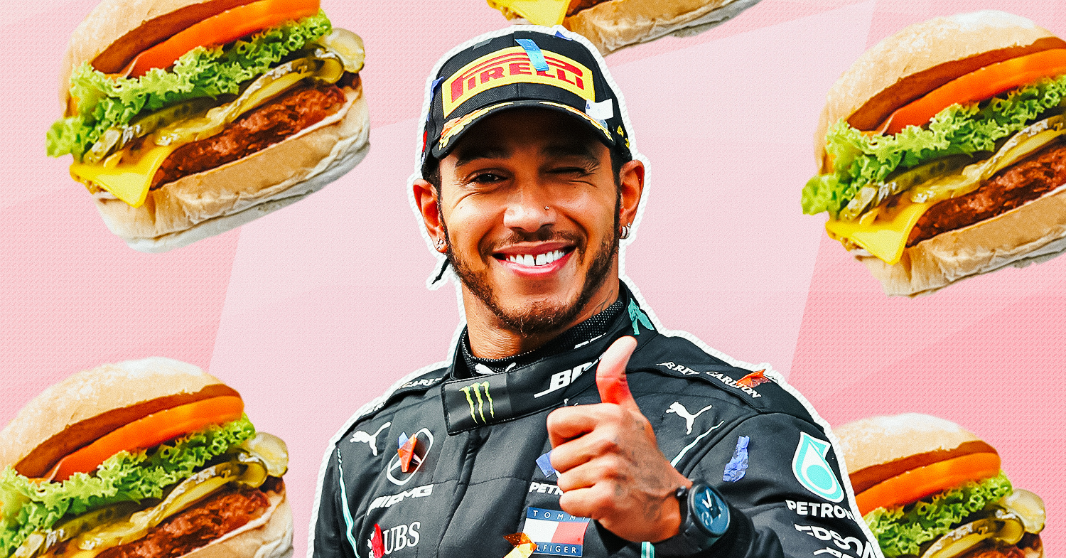 Lewis Hamilton's Vegan Burger Joint to Open 7 More Locations