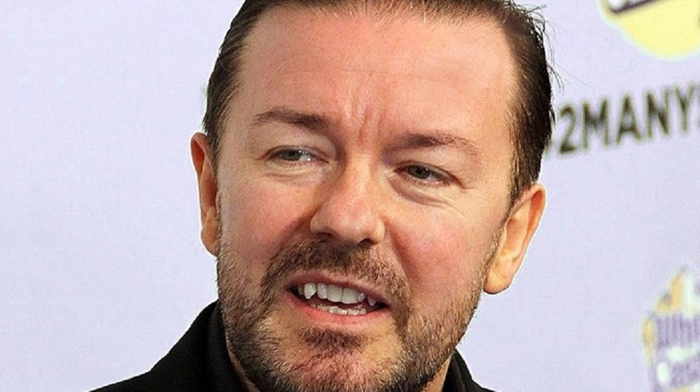 Ricky Gervais: 'Pandemics Come From Eating Things You F*cking Shouldn't'