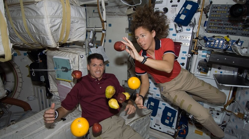 Growing Vegetables In Space Is Easier Than It Sounds